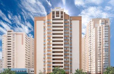 ЖК Дом на Бориспольской