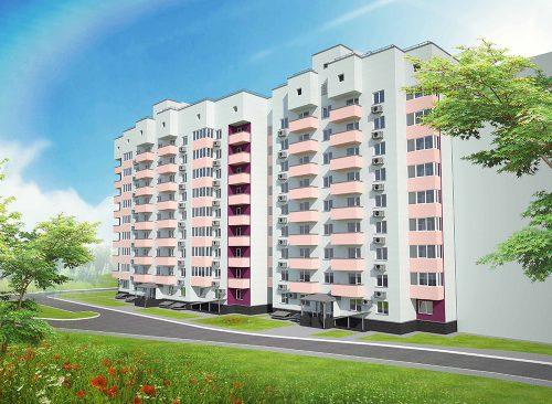 У житловому комплексі «Будинок на Єськова» в Чернігові ціна від 8 507 грн./м2!